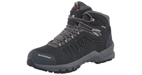 Mammut Mercury Mid II GTX Shoes Men graphite-taupe